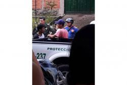 Los aprehendidos fueron puestos a disposición de la Policía de Infancia y Adolescencia.