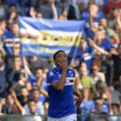 Reviva el golazo de Muriel en el empate de Sampdoria con Torino