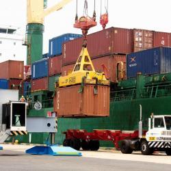 La disminución en las ventas a Estados Unidos, Turquía y China restaron 15,3 pps a las exportaciones del país.