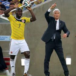 """""""Trabajo para volver a la Selección Colombia"""""""