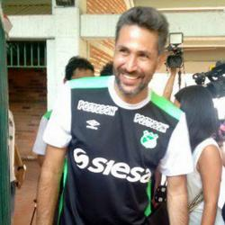 Yepes debutó como entrenador con el Cali en Bucaramanga