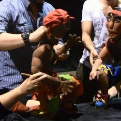 'Títeres Porno', rompen tabúes sexuales en Bucaramanga