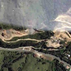 Unos 60.000 metros cúbicos de tierra taponaron este miércoles la autopista Medellín- Bogotá