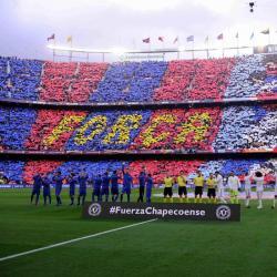 El fútbol europeo recordó al Chapecoense