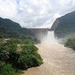 Isagen confirmó la apertura de las otras dos compuertas del embalse Topocoro en Santander