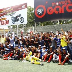 Móviles García se quedó con el título del Torneo de la Cancha Marte