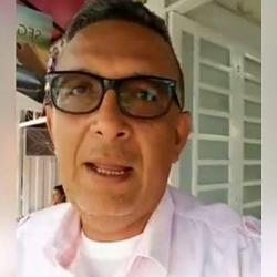 Ciudadano se niega a pagar peaje y lo transmite por Facebook