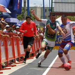 El Torneo Interbarrios Q´Hubo de Futsal se toma las canchas de la ciudad