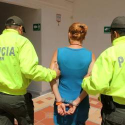 Así eran los robos de la 'Mona Lisa', capturada por el hurto de $60 millones en Bucaramanga