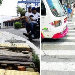 15 imágenes tomadas por bumangueses que ratifican lo mal ciudadanos que somos