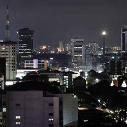 Colombia se suma a la 'Hora del Planeta' que ya dejó espectaculares imágenes