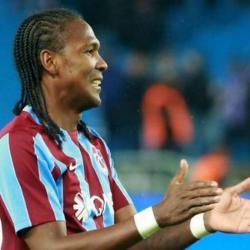 Vea el primer doblete de  Hugo Rodallega con su nuevo equipo en Turquía