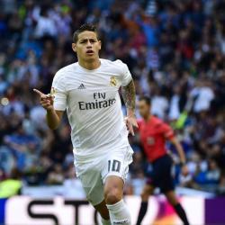 Vea el gol con el que James Rodríguez ilusionó al Real Madrid