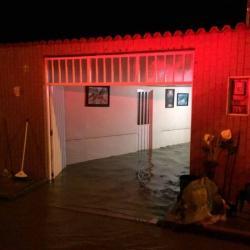 Inundaciones en cuatro barrios tras torrencial aguacero en Málaga, Santander
