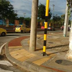 Rampa de acceso se convirtió en barrera para las personas en sillas de ruedas de Bucaramanga