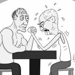 Otra visión de la pelea entre el Alcalde de Bucaramanga y Horacio Serpa
