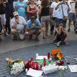 El Gobierno catalán bloqueó la difusión de todos los videos de las cámaras de seguridad del lugar.