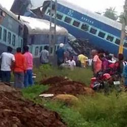 Dos tragedias ferroviarias se han presentado en India en este 2017.