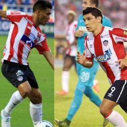 El lío de falta que involucra a 'Teo Gutiérrez y Ovelar en el Junior de Barranquilla