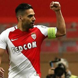 Con gol de Falcao, Mónaco pierde 4-1 ante  el Leipzig