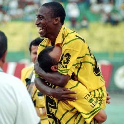 Aquel domingo 14 de diciembre de 1997, Atlético Bucaramanga clasificó a la Copa Libertadores.