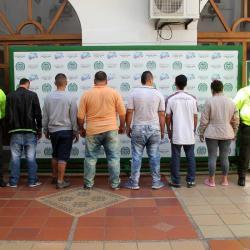 Policías infiltrados desmantelaron banda dedicada al microtráfico en Bucaramanga