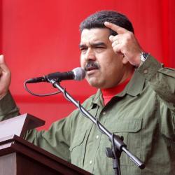 El mandatario venezolano afirmó que en Colombia la pobreza ha aumentado al 55 %.