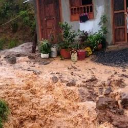 Habitantes de la Urbanización 'Patiamarillos' denuncian falta de alcantarillado y vías.