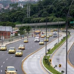 Estas son las mejores imágenes del día sin carro en Bucaramanga
