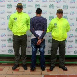 """Capturado uno de los"""" más avezados"""" ladrones de motos en Bucaramanga"""