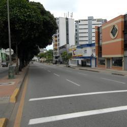 Gracias al Mundial de Rusia, por 90 minutos Bucaramanga tuvo las calles vacías