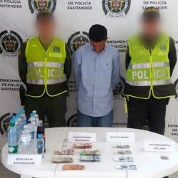 Enviaron a la cárcel a presunto estafador de tenderos en Santander