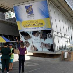 En estas instalaciones, ubicadas en el Intercambiador de la carrera 15 con Avenida Quebradaseca, los ciudadanos podrán dirigirse para recibir asesoría en procesos de conciliación.