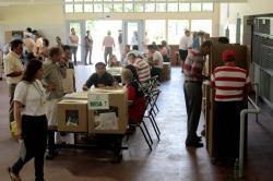 Así transcurrió la jornada de votación en Bucaramanga