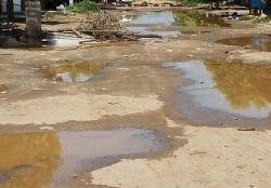 Comunidad de Puerto Wilches denuncia el mal estado de las vías