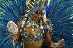 Las mejores imágenes del Carnaval de Río de Janeiro 2016