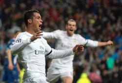 Imágenes del triunfo 3-0 del Real Madrid ante Wolfsburgo