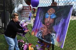 El mundo se despide de Prince