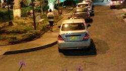 Conozca al bumangués que estacionó su vehículo 'donde se le dio la gana'