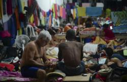 Así viven cerca de 500 cubanos en un refugio colombiano