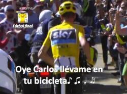 Los mejores memes sobre el accidente de Chris Froome en el Tour de Francia