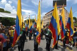 Vea las mejores imágenes del desfile del 20 de Julio en Bucaramanga