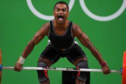 El rostro dramático de los pesistas de Río en los Olímpicos