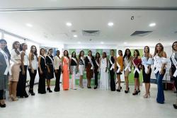 Estas son las candidatas al título Señorita Colombia
