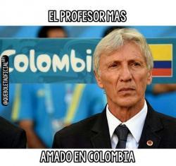 Los memes de la victoria de Colombia ante Venezuela