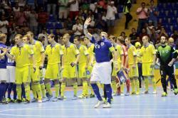 Falcao, la figura de Brasil en el Mundial, se lució en Bucaramanga