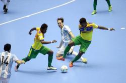 Así se vive el Mundial Futsal en Bucaramanga