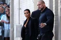 Los guardaespaldas más sexies de las celebridades
