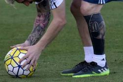 Los 10 peores tatuajes del mundo del fútbol