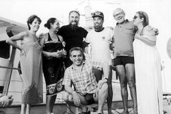 Recorrido de la vida de Fidel Castro en fotos